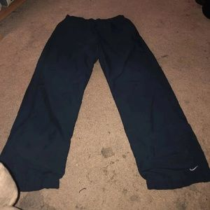 M navy sweatpants